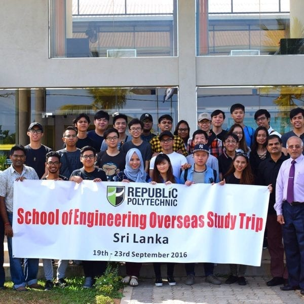 Republic Polytechnic University – Singapore