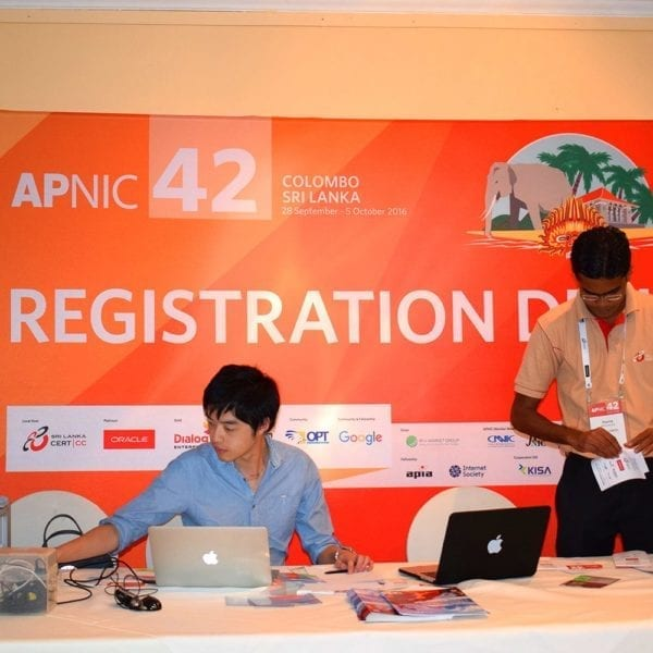 Asia Pacific Network Information Centre (APNIC)